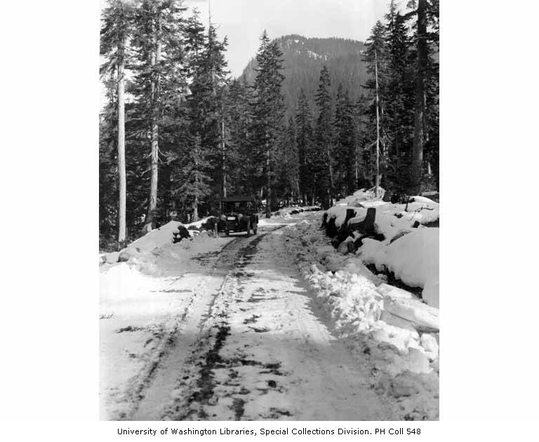 Snoqualmie pass may-june 1916