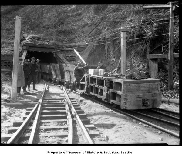 Mining With Mules & The Advent Of Electric Coal Cars