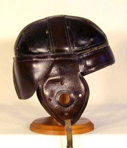 111 1920 leather helmet