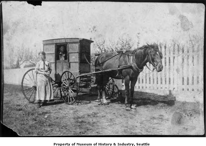 111 postal delivery wagon 1905