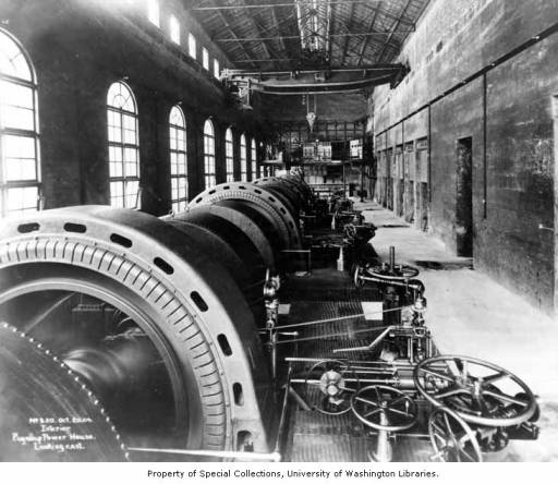 11 electron powerhouse 1904