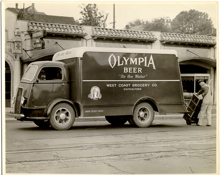 11 olympia beer 1940