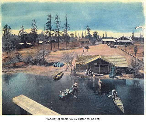 Heisers Shadow Lake Resort 1930