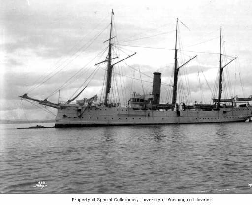 Revenue cutter service 2