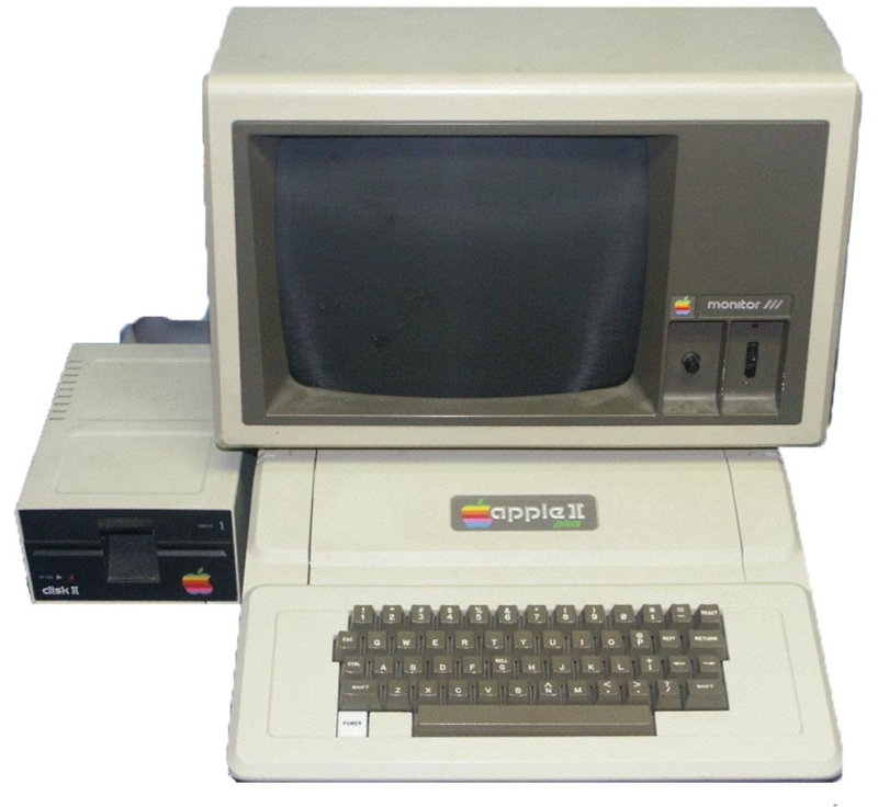 Apple 2 plus