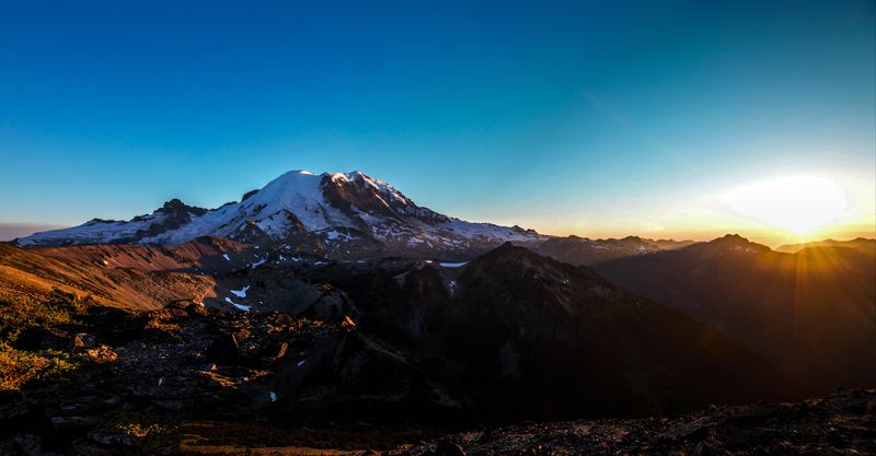 A rainier in sunset 3 (1 of 1)