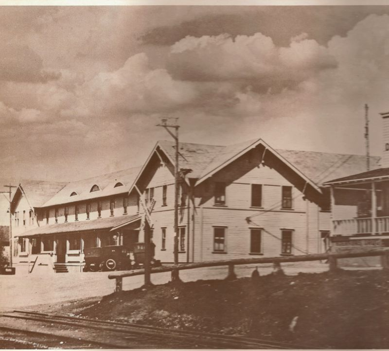 Black Diamond Hotel 1910 (2)