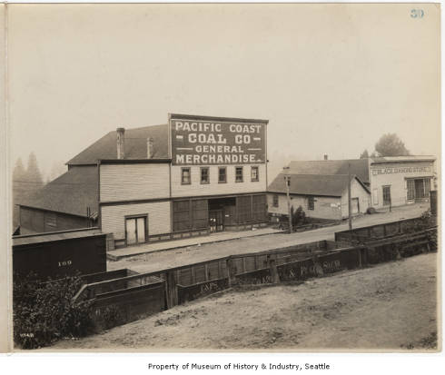 Pacific coast coal general store
