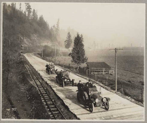 Pacific Highway 1915