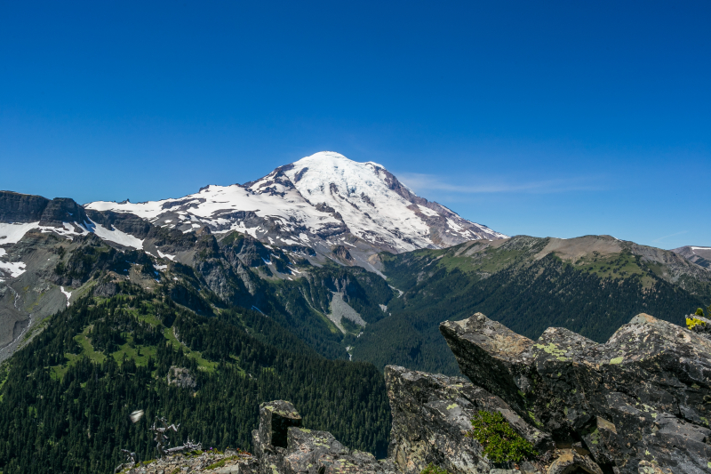 Mt. Rainier Summit