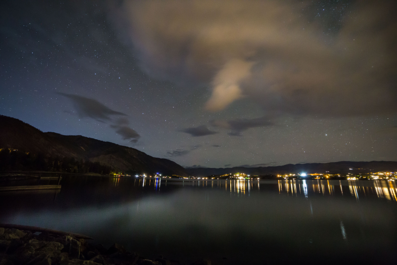 Chelan Night Shots 1