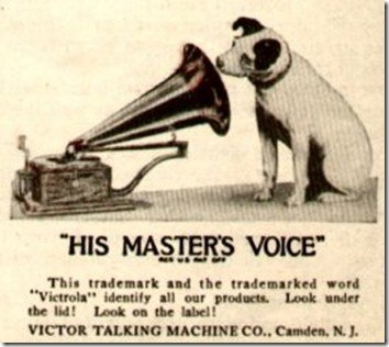 Victor_Talking_Machine_Company_Dog_Logo