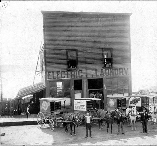 11 electric laundry