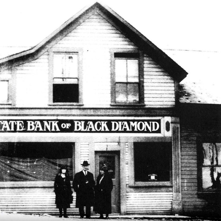 11 state bank of black diamond