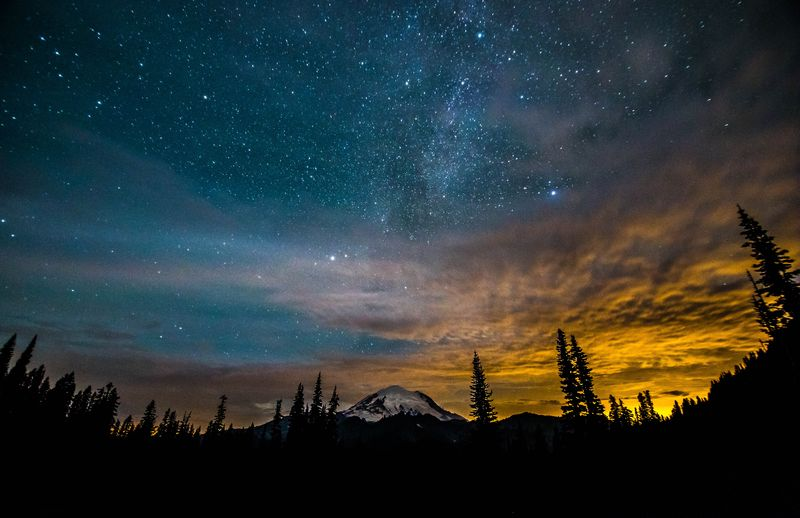 A lower tipsoo mountain and stars 13 (1 of 1)