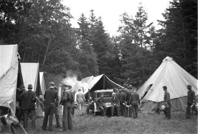 Ccc tent camp deception pass