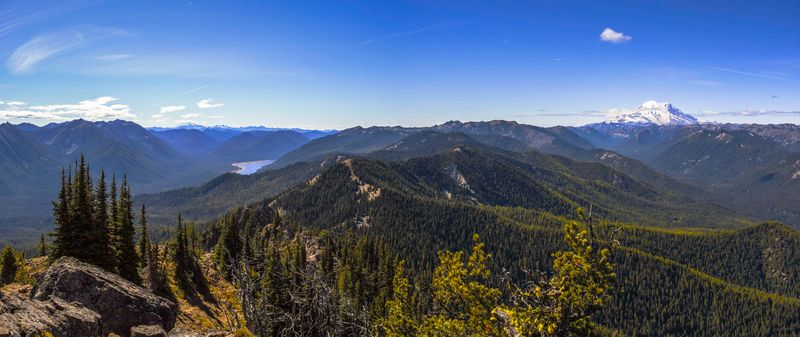 Goat Peak Panorama 1-