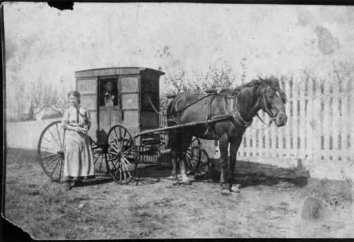 1905 mail delivery