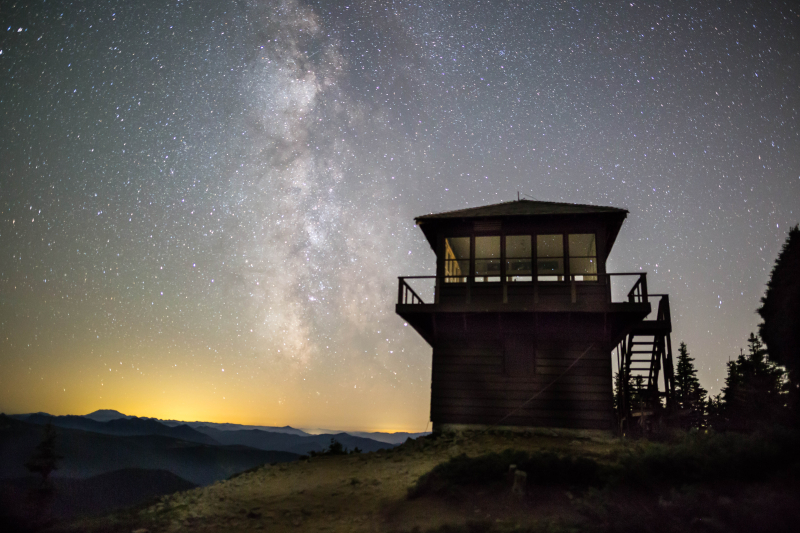 Lookout Milky Way 1