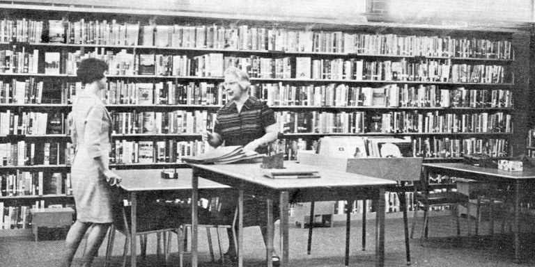 Black diamond library 1968