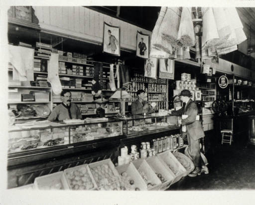 North bend general store 1900