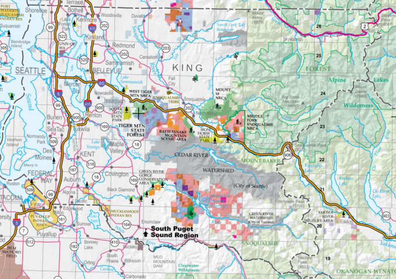 King county state lands