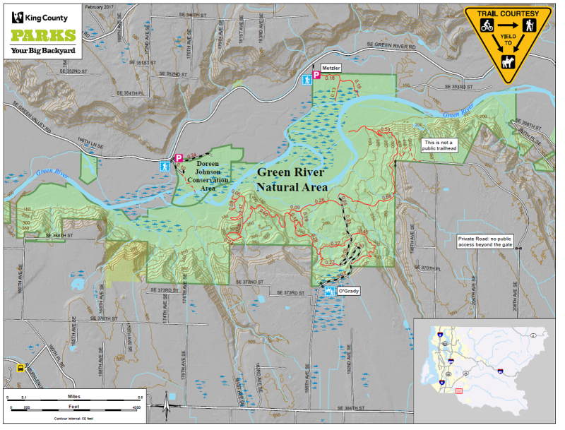 Green river natural area updated