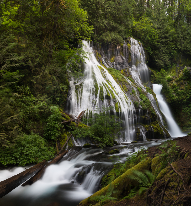 Panther Creek Waterfalls 4-
