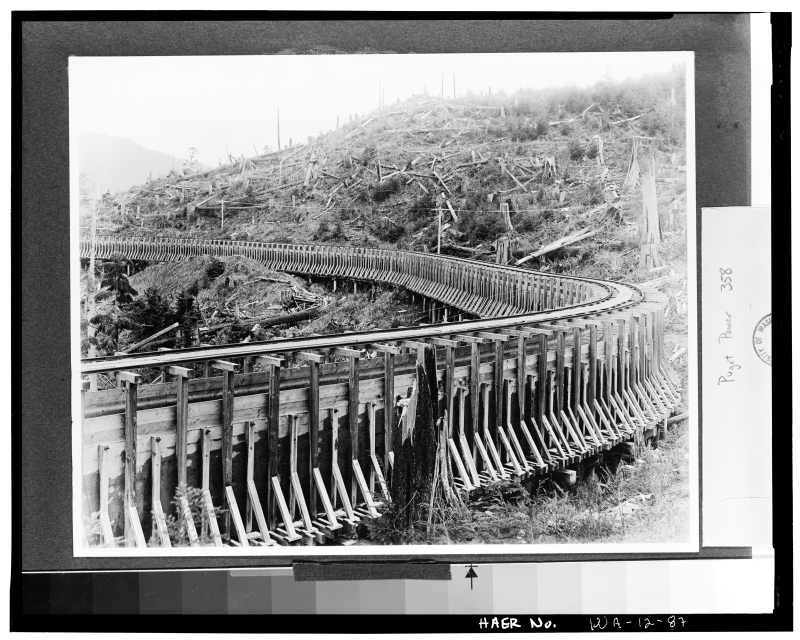 Completed flume 1904 (1)