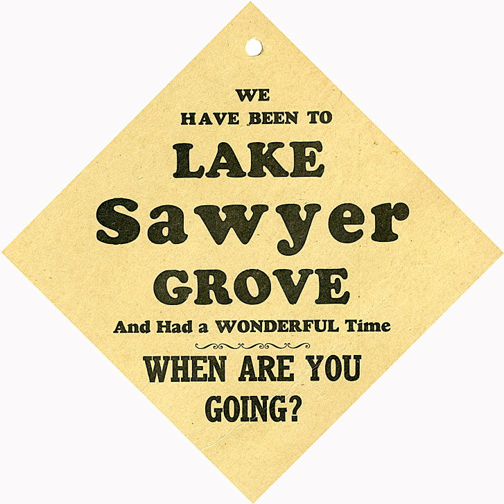 Lake Sawyer Grove