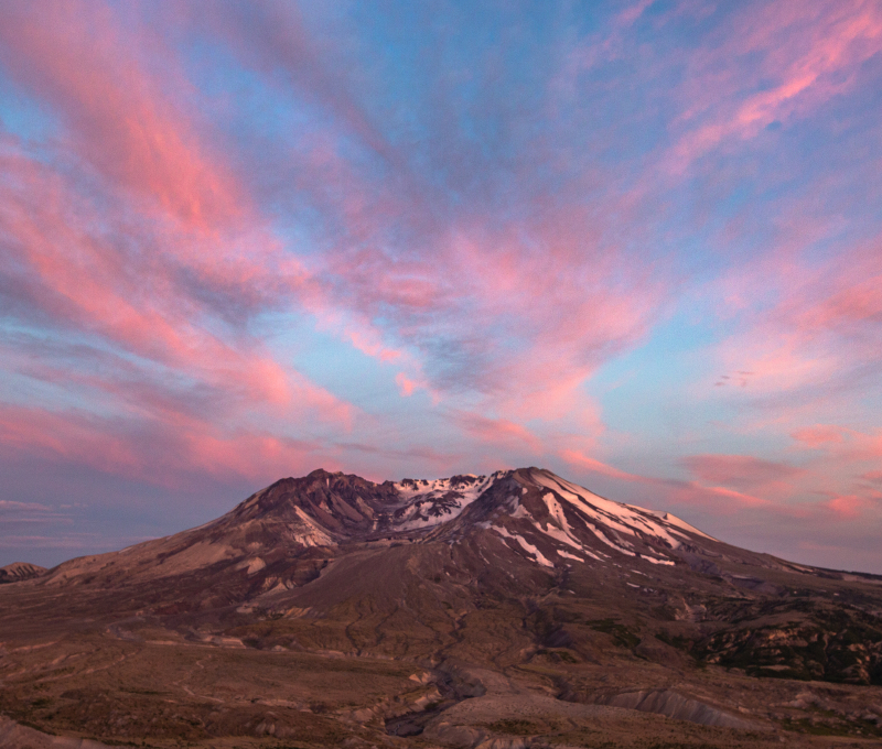 Mt St Helens Pink-1