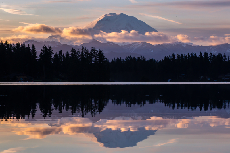 Mt Rainier Refletions 2c-1
