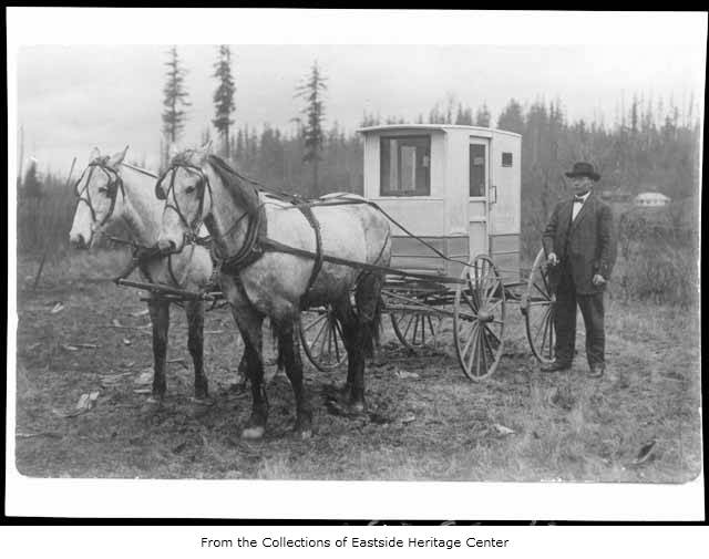Redmond wagon